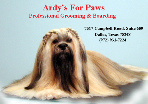 Ardy s for paws professional grooming boarding